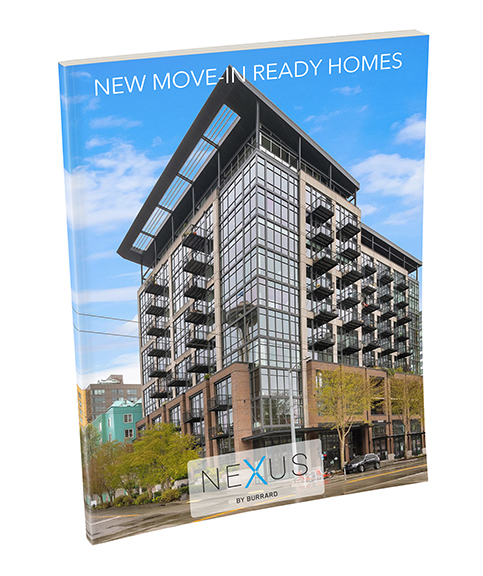Nexus Custom Branded Real Estate Notebook