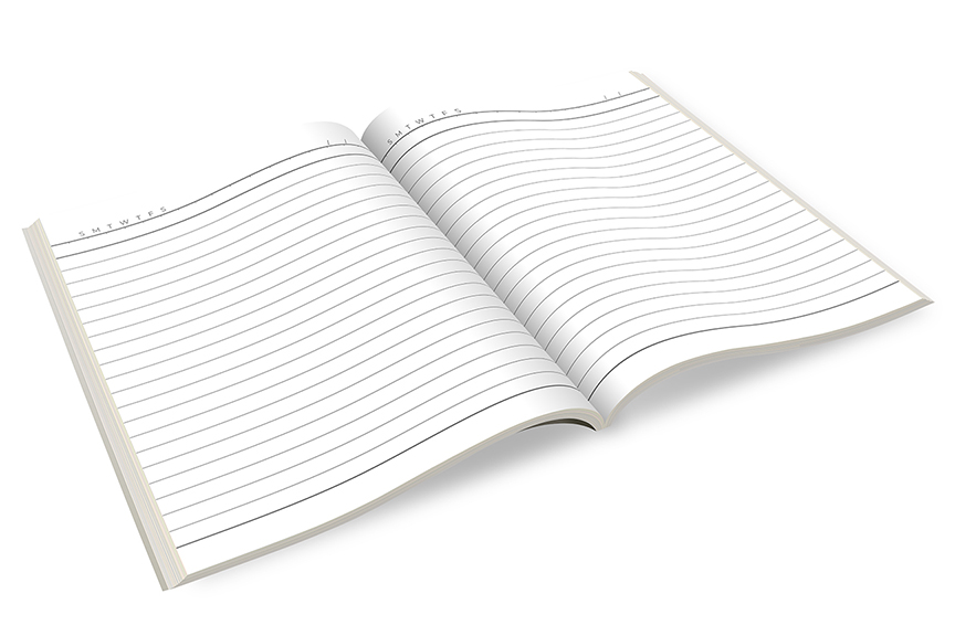Notebook Inner Pages