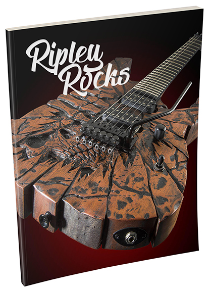 Ripley Custom Branded Notebooks for. Every Musician
