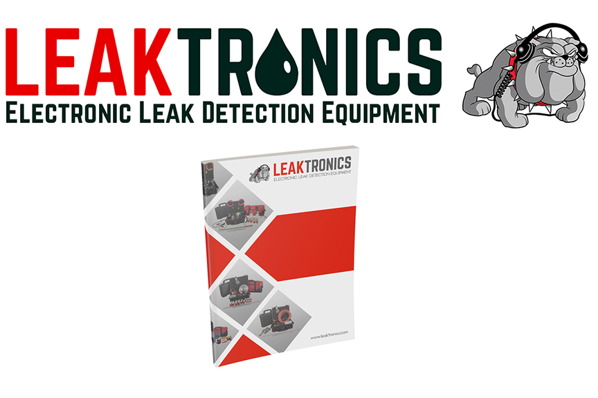 LeakTronics Custom Branded Notebooks