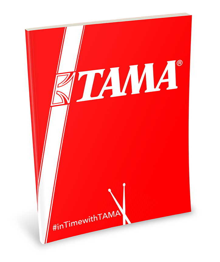 TAMA Custom Branded Notebook Design and help