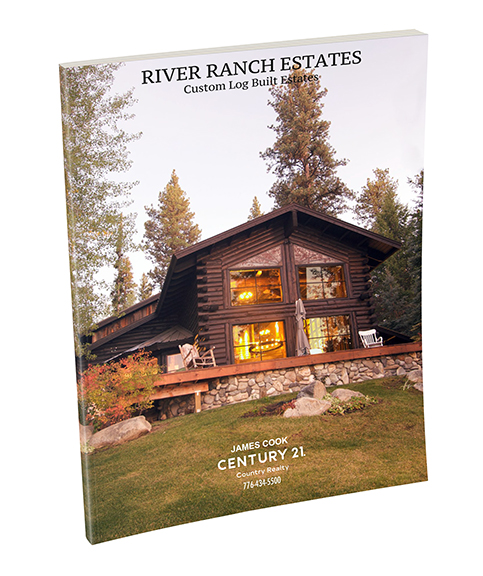 River Ranch Real Estate Custom Branded Notebook
